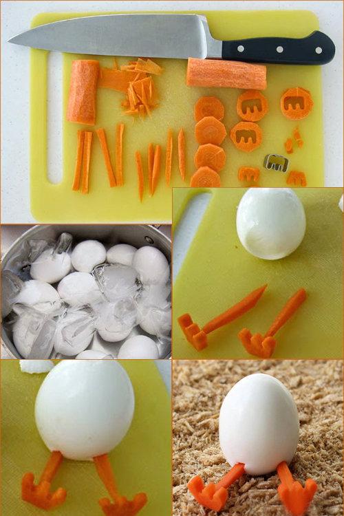яйца превращаются в цыплят 1