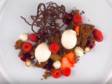 Шоколадные водоросли 1