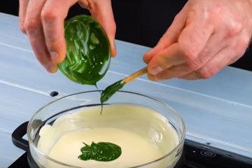 Кулинарный мастер класс Торт-арбуз 2