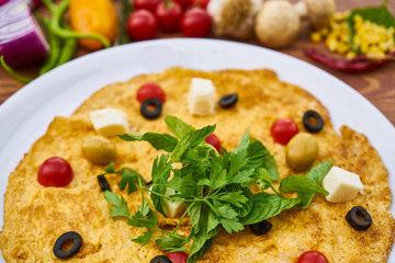 Приготовление омлета по рецептам известных поваров