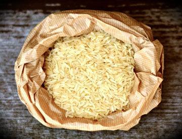 Пропаренный рис (Parboiled)