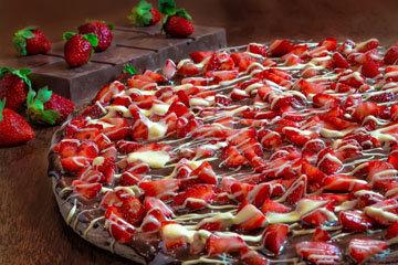 Пицца-десерт