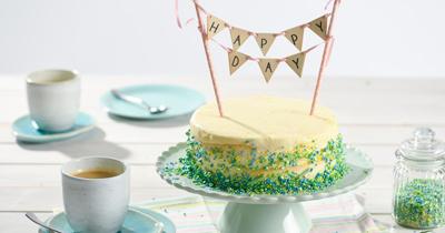 Рецепт быстрого торта