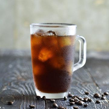 низкокалорийный кофе со льдом
