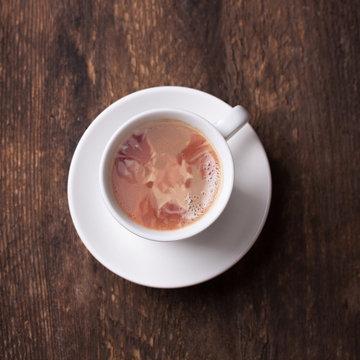 рецепт кофе со льдом «Фраппучино»