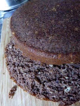 III.1. собрать торт