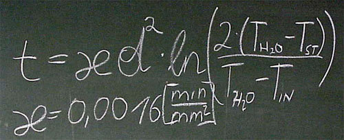 формула ученых для идеального вареного яйца