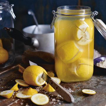 2a. соленые лимоны