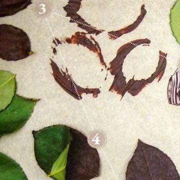 Кулинарный мастер класс Тарталетки с листочками 3