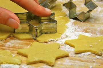 Быстрое печенье с 3 ингредиентами