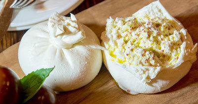 Как сделать сыр Burrata и Stracciatella