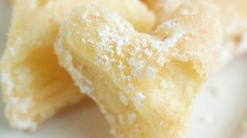 Чешское сахарное печенье Obalované cukroví