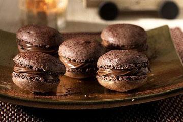 Шоколадное печенье Шапочка