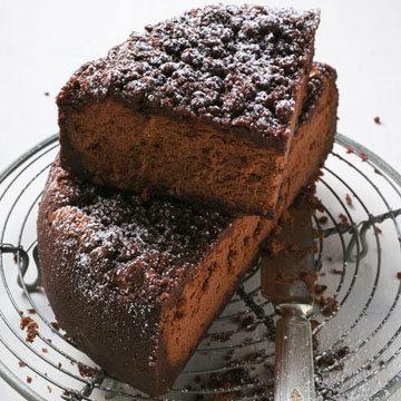 вы можете просто создать свой шоколадный пирог