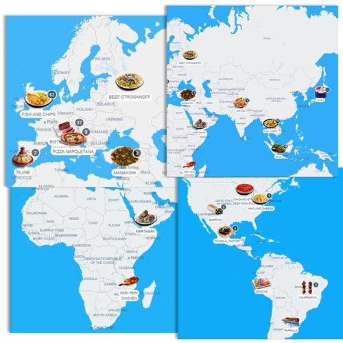 10 лучших блюд в мире