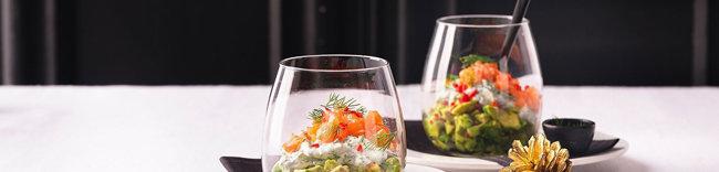 Быстрые салаты на праздничный стол