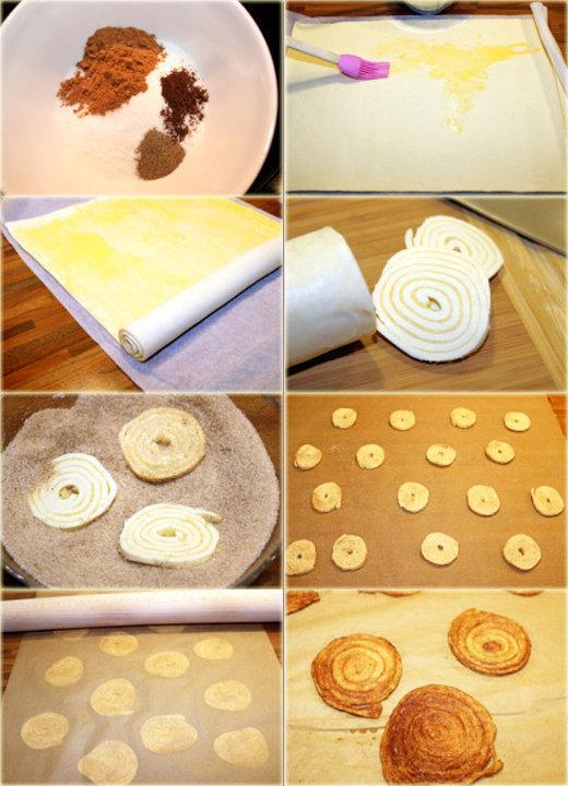 Как сделать печенье на скорую руку