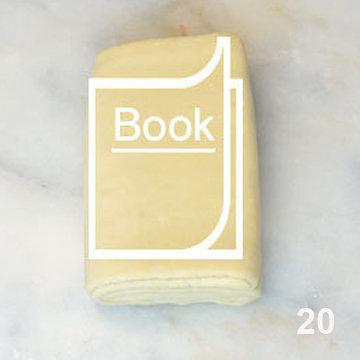 Мастер класс Перевернутое слоеное тесто для печенья Arlett 20