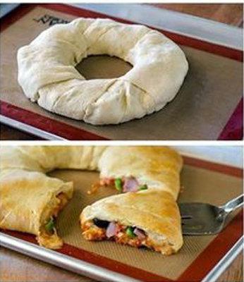 Пирог с начинкой 2