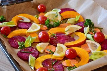 Рецепты из овощей. Вторые блюда