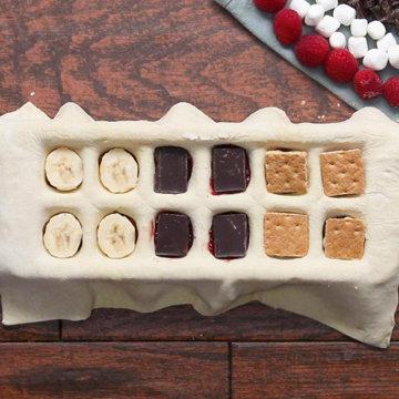 крохотные порционные пирожки 1
