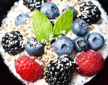 приготовить полезный завтрак или перекус
