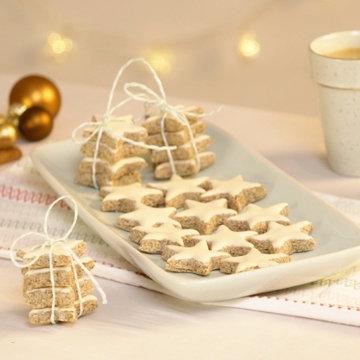 11. печенье с корицей