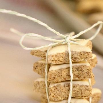 12. печенье с корицей