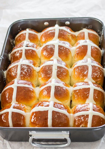 Булочки Hot Cross Buns