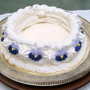 Как приготовить торт с безе Испанский ветер 1