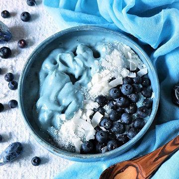 Мороженое Волна прибоя