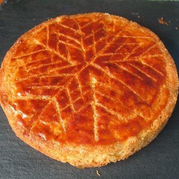 самый лучший в мире масляный пирог