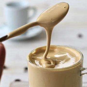 Вопросы и ответы кофе Dalgona