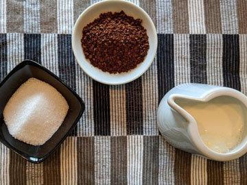 Дальгона кофе рецепт (базовый) 1