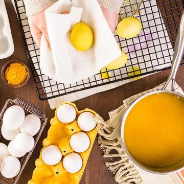 Куркума золотисто-желтый 2