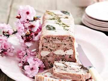 Пряные и пикантные рецепты терринов