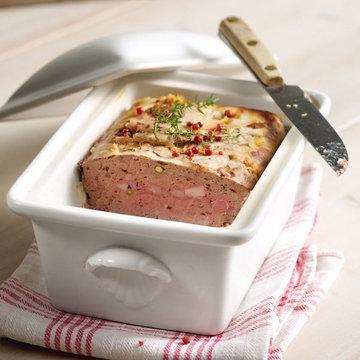 Террин рецепты с мясом