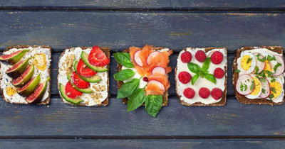 Бутерброды, закуски