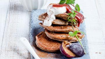Завтрак при диабете 2 типа рецепт Морковные оладьи