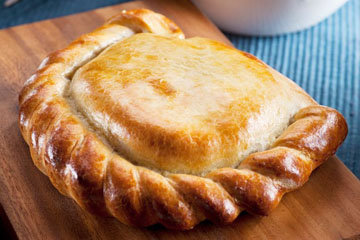 Как испечь пирожки в духовке с начинкой из баранины