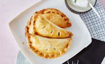 Пирожки с мясом рецепт Oggie
