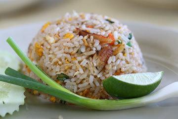 Рис - идеальная еда