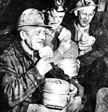 выпечка стала популярной среди трудящихся в Корнуолле