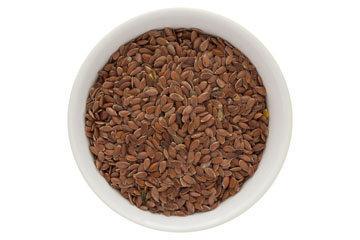10. Льняное семя