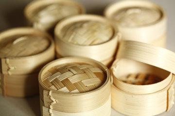 II. Приготовление в бамбуковой пароварке