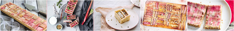 Как испечь вкусный пирог с ревенем 3