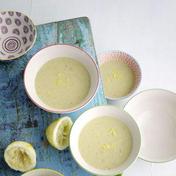 Овощной суп диетический