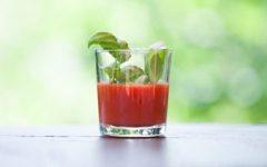 Томатный сок - это супер вкусно и полезно