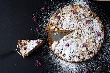 рецепт для пирогов с ревенем