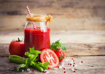3. Томатный сок рецепт самый быстрый и простой